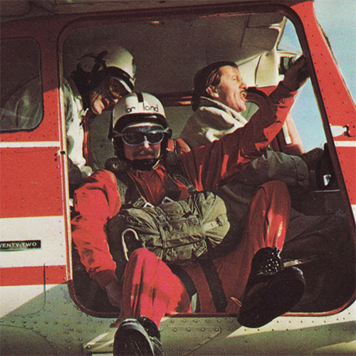 Jo Hammerborg Pilot and Skydiver
