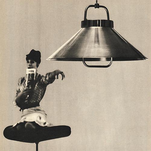 Fritz Schlegel lampe Lyfa