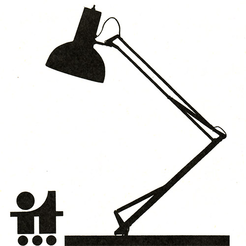 Louis Poulsen IT lamp
