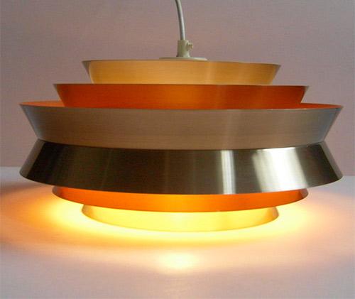 Sigurd Lindkvist Carl Thore Granhaga Trava lamp